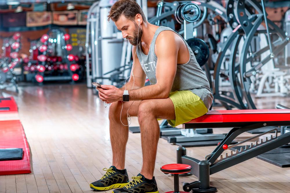 Din telefon bliver din bedste træningsmakker