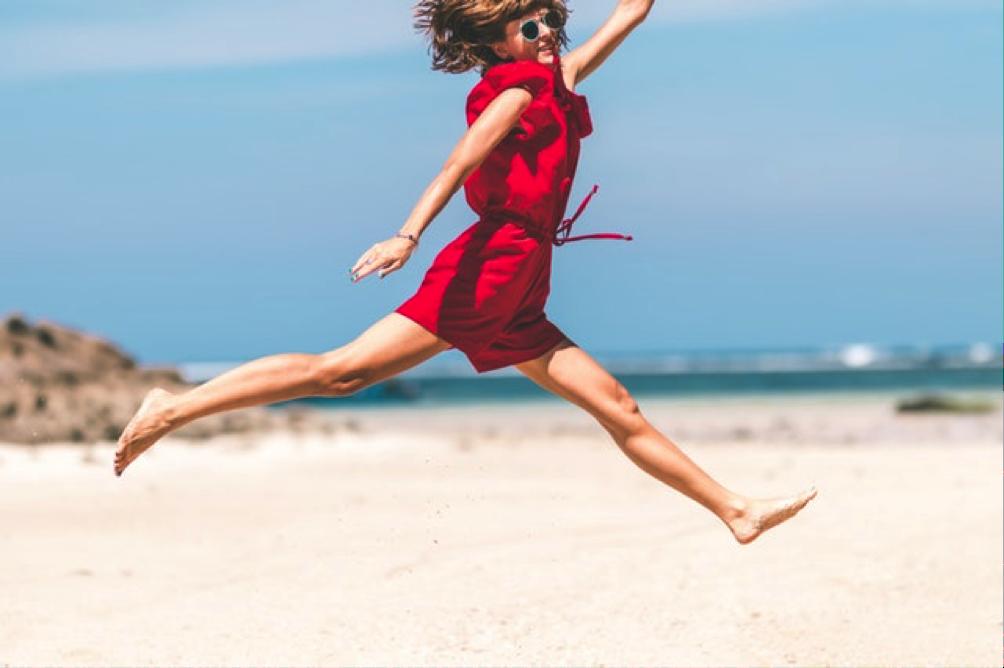 Sådan holder du formen i sommerferien – 5 sjove aktiviteter