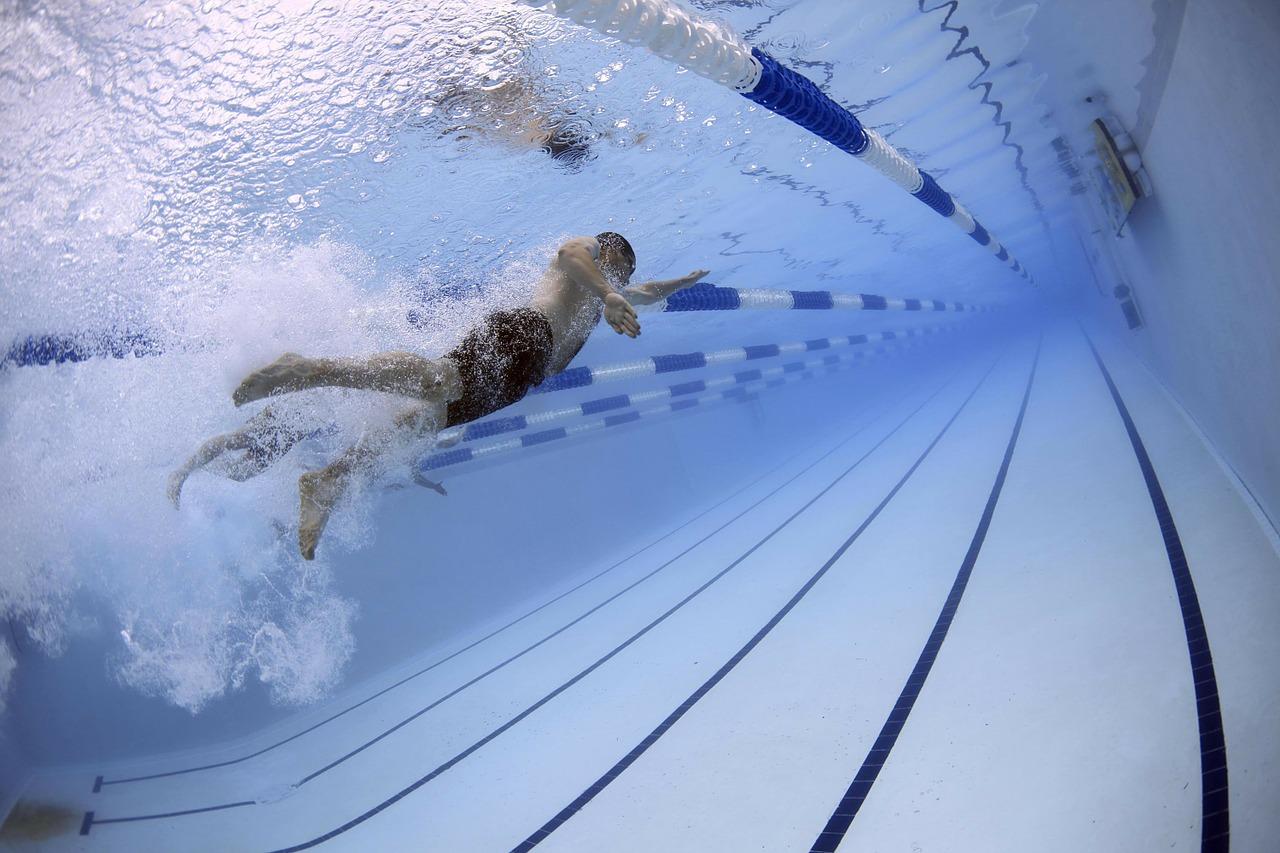 Svømmetræning er den lette vej til en flot krop!