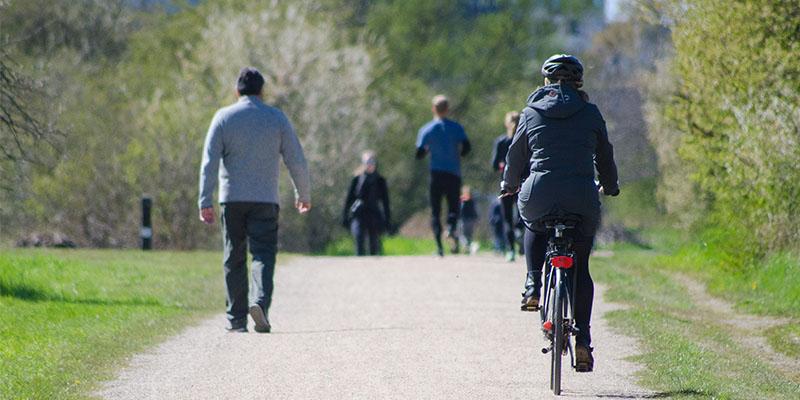 Mere motion og flere penge? Tag elcyklen!