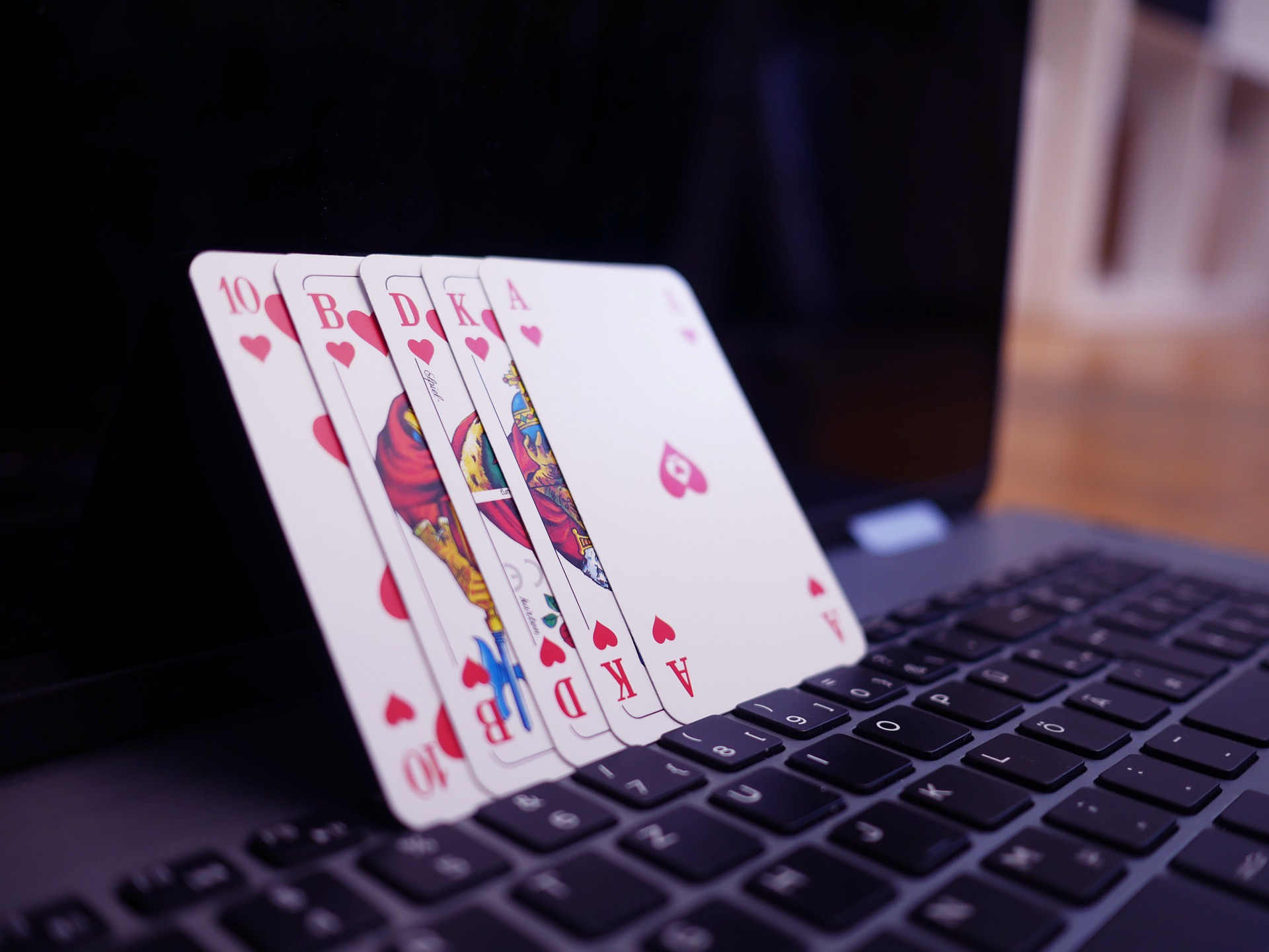 Hold dig i form imens du spiller dine yndlings casino spil