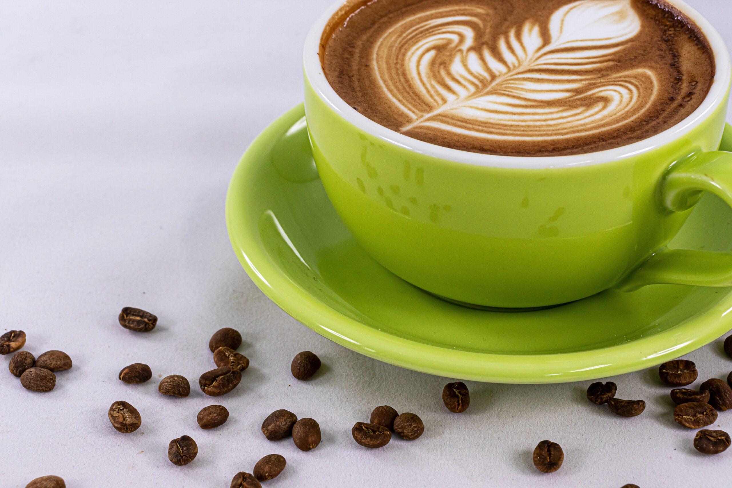 Er vægttabs-trenden om grøn kaffe legit eller helt til grin?