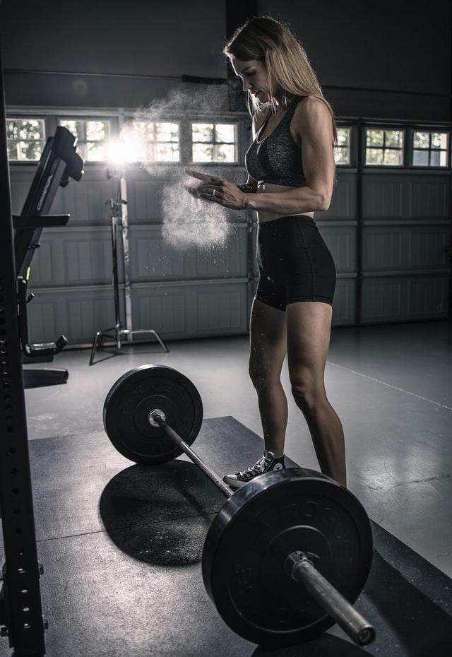 Foretrækker du at træne hjemme?